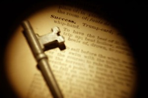 3 Keys that Define Your Road Map to Success