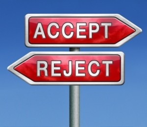 Refusing Rejection that Comes from Abuse