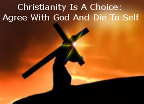 Understanding Mental Strongholds Part Five: Christianity Is A Choice: Agree With God And Die To Self