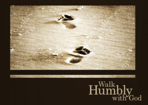 3 Weapons of Daily Personal Warfare – Part 2: Humility